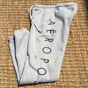 Aeropostale sweat pants